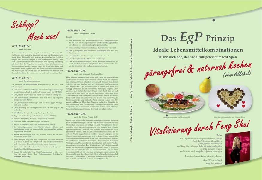 Bild Buchumschlag Das EgP Prinzip